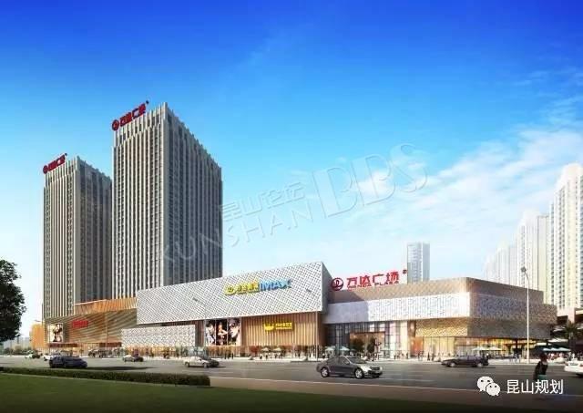 未来,华润万象汇将成为引领昆山城西的地标性商业标杆.