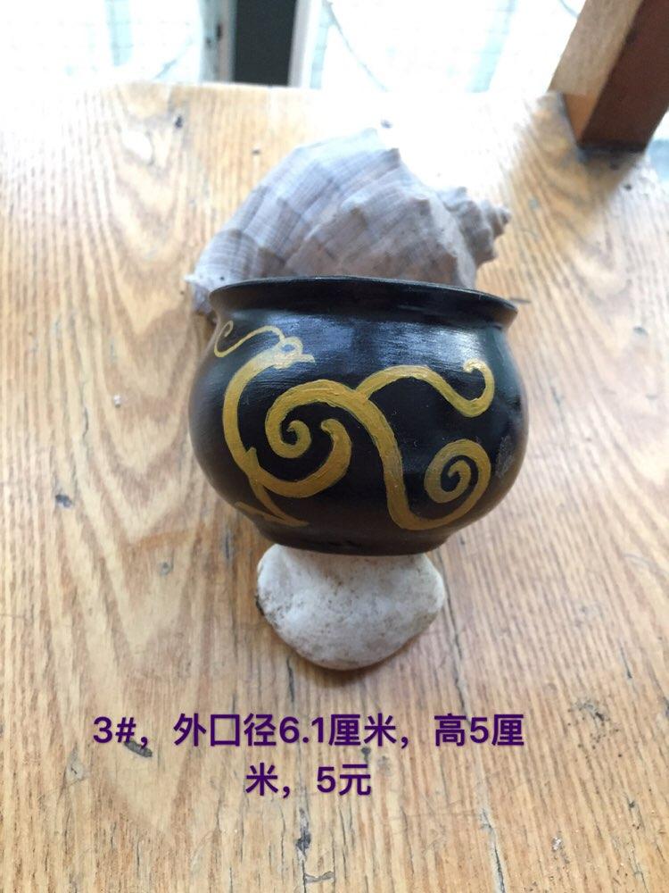 手绘陶盆便宜卖