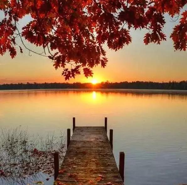 早安风景 gif
