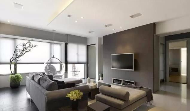 2018最流行的客厅装修风格,这里全了!