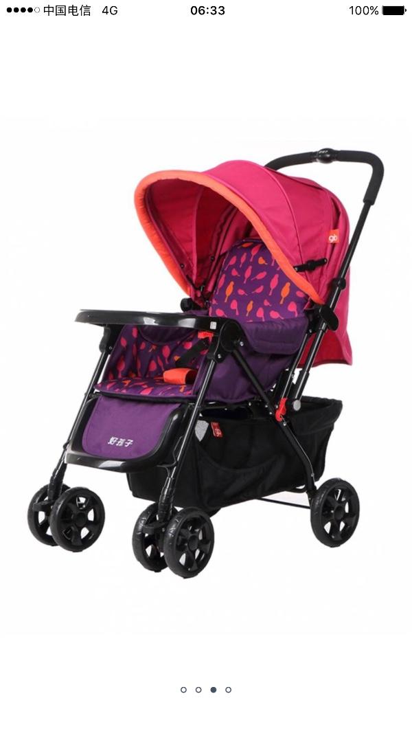 几乎没怎么用过才买了几个月的婴儿摇摇椅,婴儿手推车,婴儿背带,婴儿怀抱包,都是好孩子及国外知名品牌