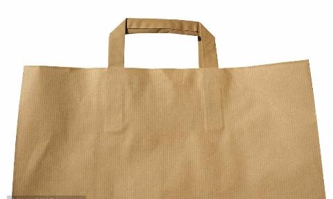 7月25号4路公交车上丢失了一个米色袋子