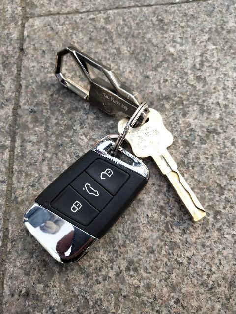 本人在昆山龙虎国际城南站捡到大众龙虎国际城钥匙