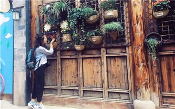 宁波南塘老街 --美女与美食