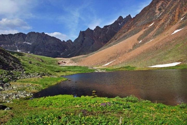 美丽的贝加尔湖