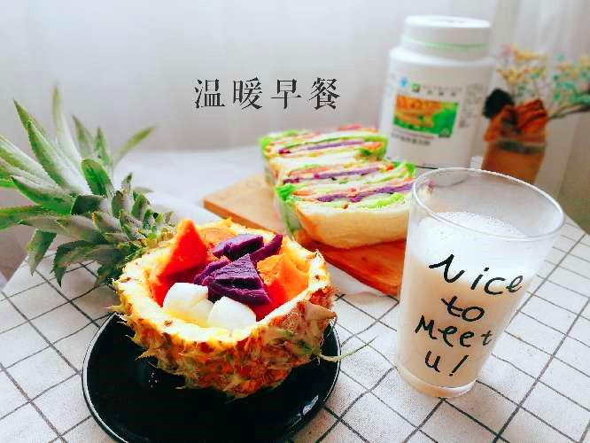 健康美食坊之营养早餐篇