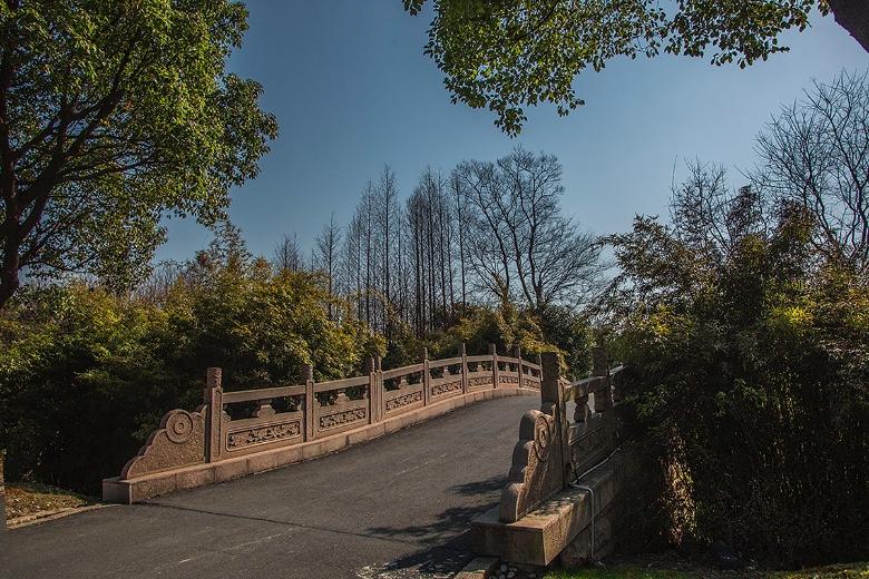 花桥天福湿地公园掠影