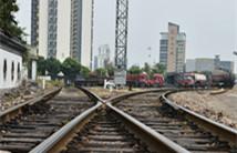 廢棄的鐵路