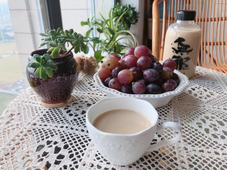姐姐做的奶茶