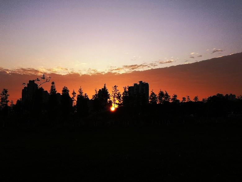 晨跑-隨拍
