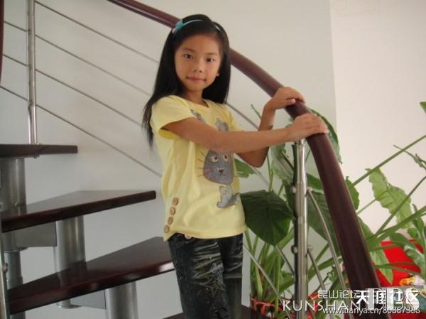 昆山虹桥路绿岛花园小区内13岁女孩被杀,泯灭人性的杀人恶魔.转