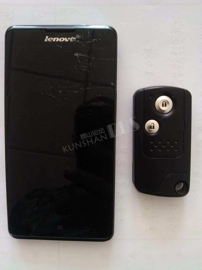 2014年3月25日出租车驾驶员捡到联想手机一部,27日捡到本田汽车