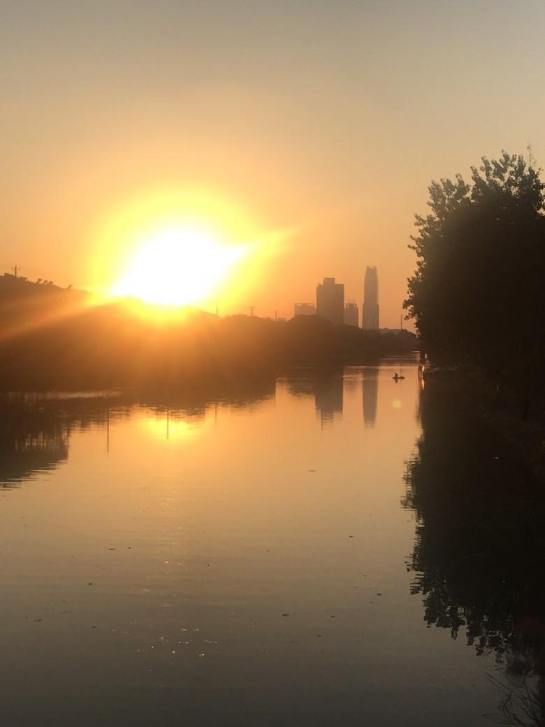 早安好风景动态图